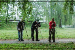 Plener fotograficzny w Szamotułach - grupa fotograficzna KGP - fot. Tomasz Koryl
