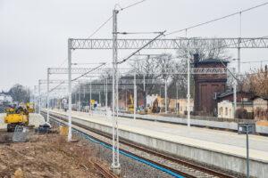 Dworzec kolejowy Wronki fot. Tomasz Koryl / www.relacje-fotograficzne.com