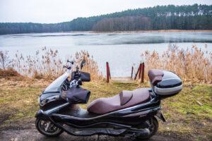 Jezioro Kłuchówiec Chojno #calimotour