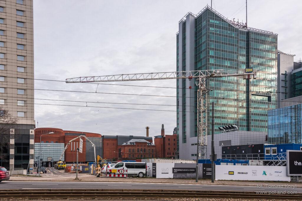 Andersia Silver w budowie - styczeń 2021