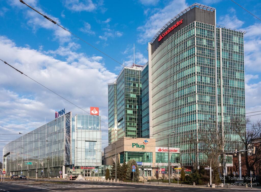 Poznań - PFC / Andersia / plac pod Silver Tower - fot. Tomasz Koryl - www.relacje-fotograficzne.com