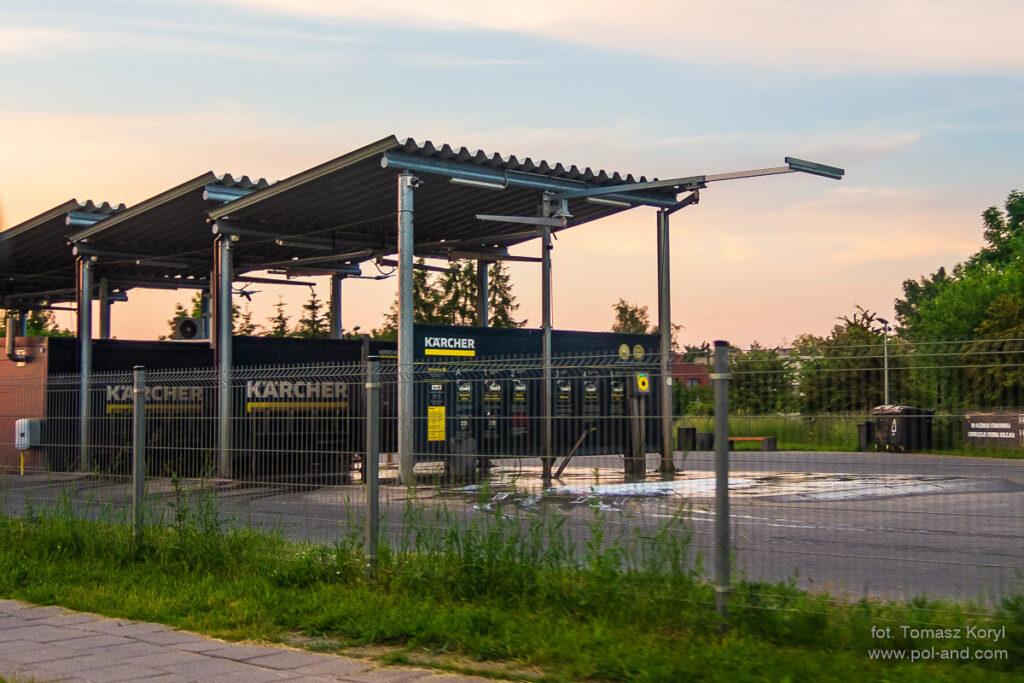 Myjnia samoobsługowa Karcher 24h Tarnowo Podgórne fot. Tomasz Koryl / www.pol-and.com